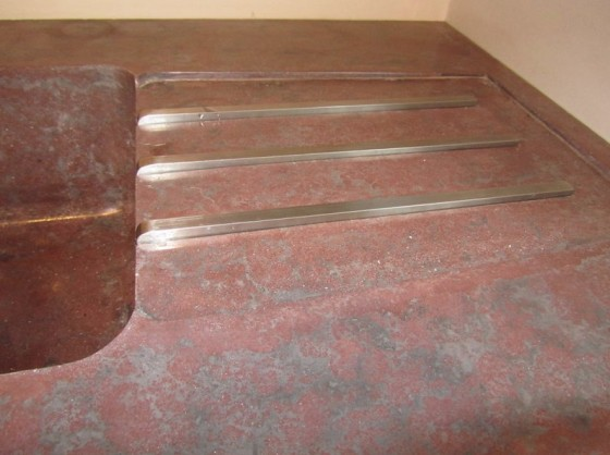Concrete Craftsman: Concrete Sink