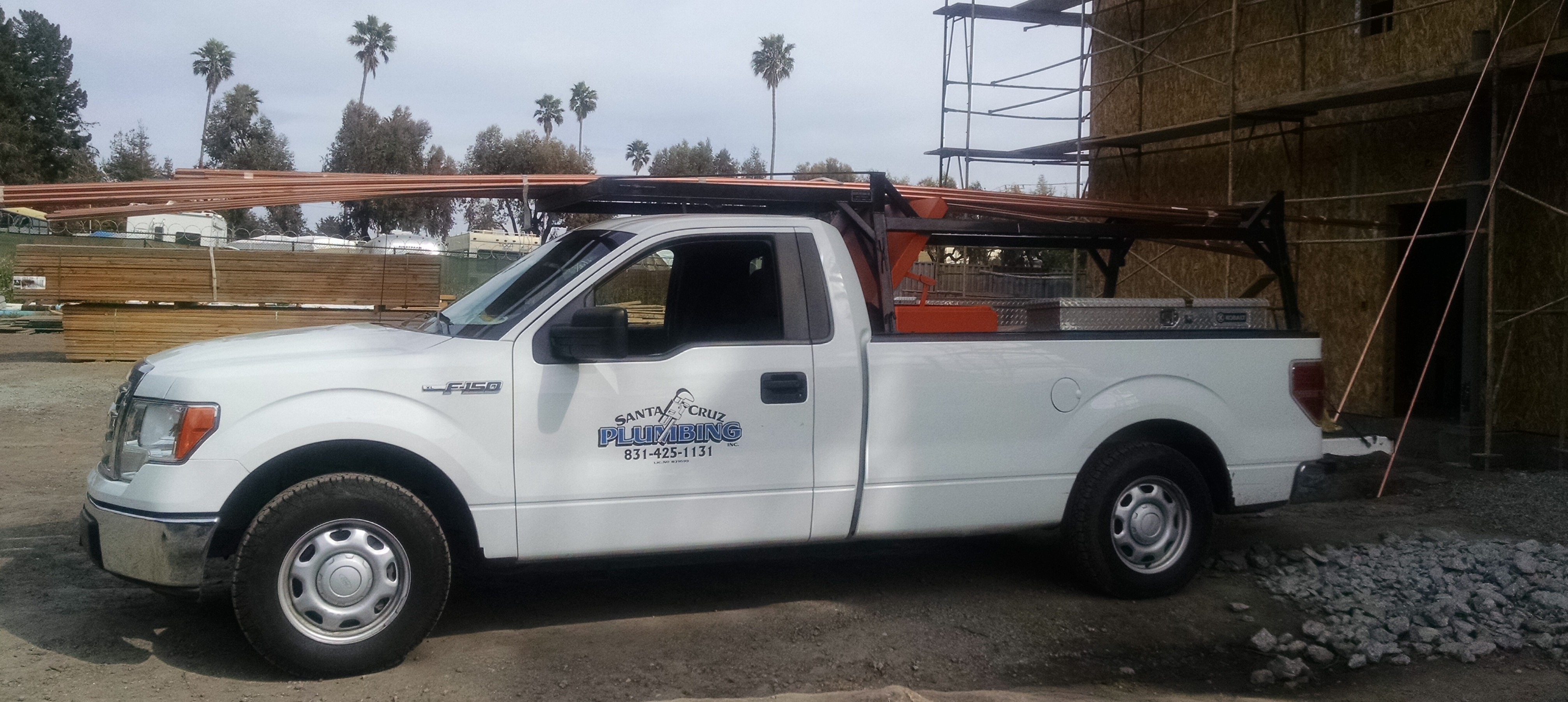 Santa Cruz Plumbing Inc.