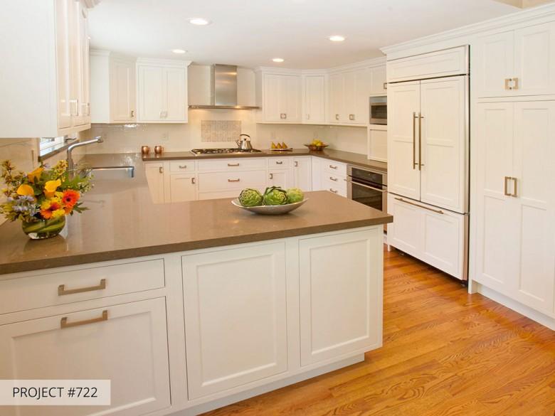 Talmadge Construction:white-modern-kitchen-remodel-