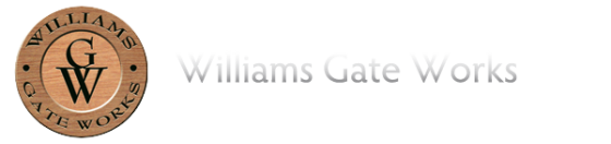 Willams Gate Works Logo
