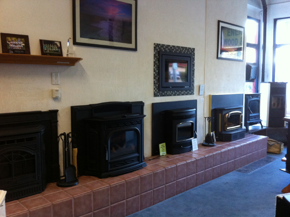 Woodstove & Sun: Fireplaces