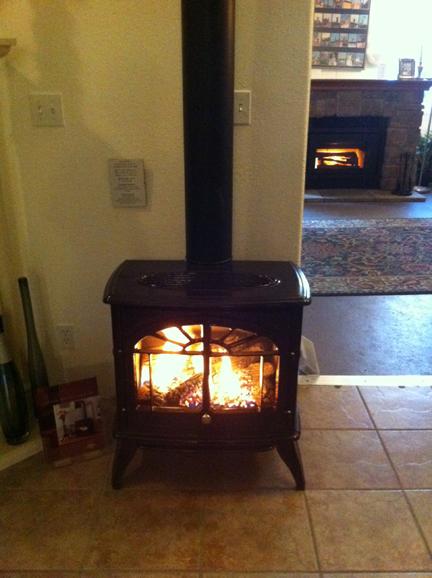 Woodstove & Sun: Woodburning Stove
