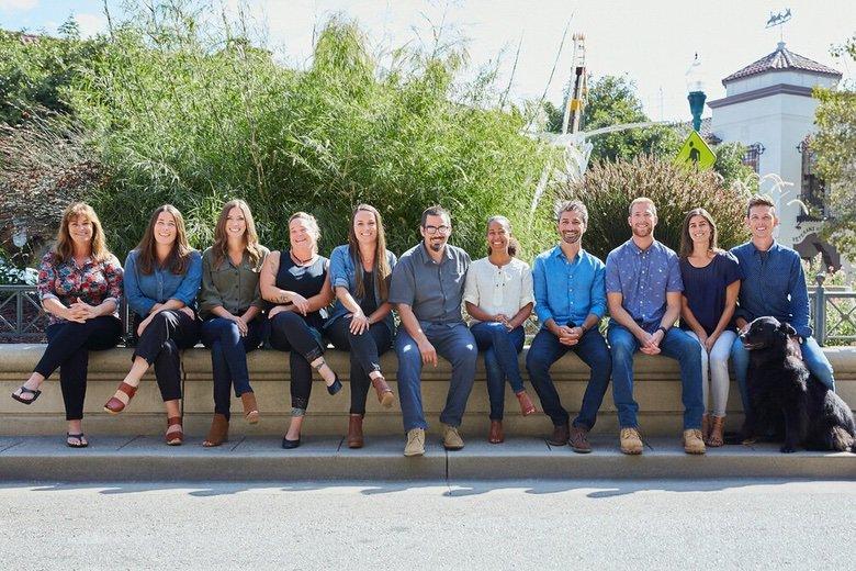 Workbench Team Photo